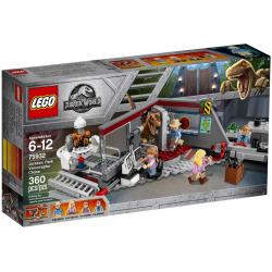 LEGO JURASSIC WORLD 75932 POŚCIG VELOCIRAPTORA