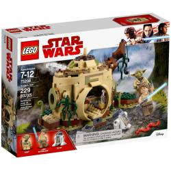 LEGO STAR WARS 75208 CHATKA YODY
