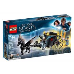 LEGO HARRY POTTER 75951 UCIECZKA GRINDELWALDA