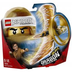 LEGO NINJAGO 70644 ZŁOTY SMOCZY MISTRZ