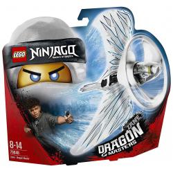 LEGO NINJAGO 70648 ZANE SMOCZY MISTRZ