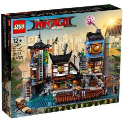LEGO NINJAGO MOVIE 70657 DOKI W MIEŚCIE NIJAGO