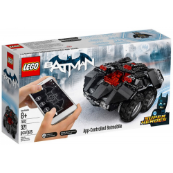LEGO SUPER HEROES 76112 BATMAN STEROWANY BATMOBILE