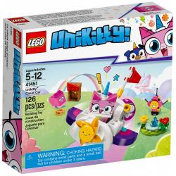 LEGO UNIKITTY 41451 CHMURKOWY POJAZD KICI ROŻEK