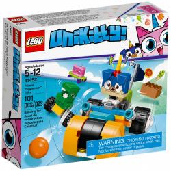 LEGO UNIKITTY 41452 ROWEREK KSIECIA PIESIA ROŻKA