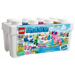 LEGO UNIKITTY 41455 KREATYWNE PUDEŁKO Z KLOCKAMI Z KICIOROŻKOWA