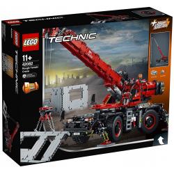 LEGO TECHNIC 42082 DŹWIG