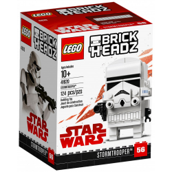 LEGO BRICKHEADZ 41620 SZTURMOWIEC