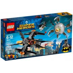 LEGO SUPER HEROS 76111 BATMAN POJEDYNEK Z BROTHER EYE