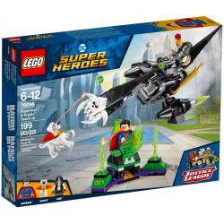 LEGO SUPER HEROES 76096 SUPERMAN I KRYPTO ŁĄCZĄ SIŁY