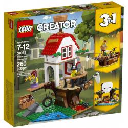 LEGO CREATOR 31078 POSZUKIWANIE SKARBÓW