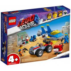 LEGO THE LEGO MOVIE 70821
