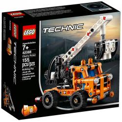 LEGO TECHNIC 42088 Ciężarówka z wysięgnikiem