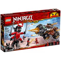 LEGO NINJAGO 70669 WIERTŁO COLE'A