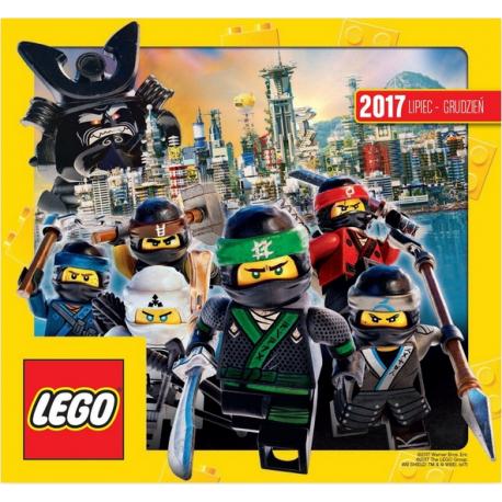 LEGO KATALOG PL 2017 CZERW-GRUDZIEŃ