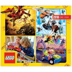 LEGO KATALOG PL 2018 CZERW-GRUDZIEŃ
