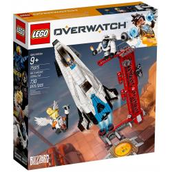 LEGO® OVERWATCH 75975 POSTERUNEK: GIBRALTAR