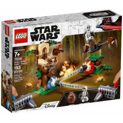LEGO STAR WARS 75238 BITWA NA ENDORZE