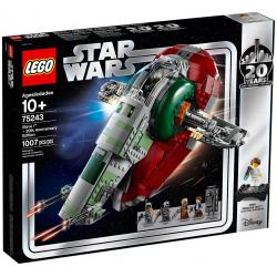 LEGO STAR WARS 75243 SLAVE I - EDYCJA ROCZNICOWA