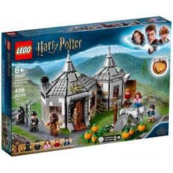 LEGO® HARRY POTTER 75947 Chatka Hagrida: na ratunek Hardodziobowi