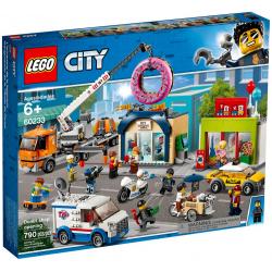 LEGO® CITY 60233 OTWARCIE SKLEPU Z PĄCZKAMI
