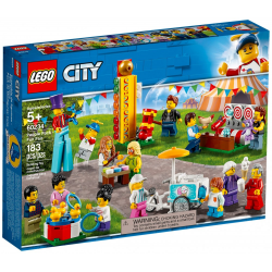 LEGO® CITY 60234 WESOŁE MIASTECZKO