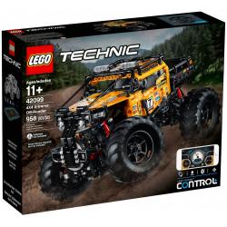 LEGO® TECHNIC 42099 ZDALNIE STEROWANY POJAZD TERENOWY