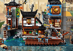 LEGO® NINJAGO MOVIE